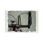 bike pic Rectangle Magnet (10 pack)