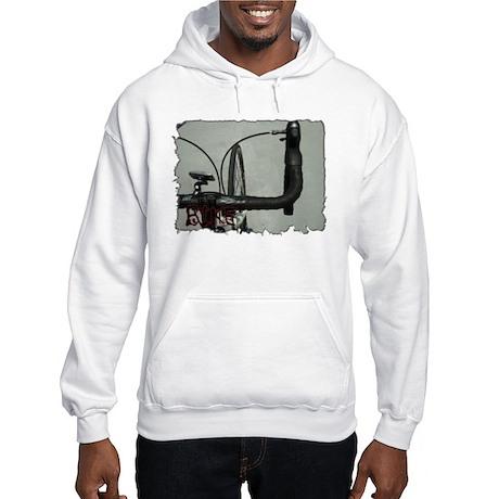 bike pic Hooded Sweatshirt