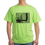 bike pic Green T-Shirt