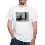 bike pic White T-Shirt