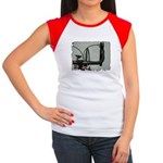 bike pic Women's Cap Sleeve T-Shirt
