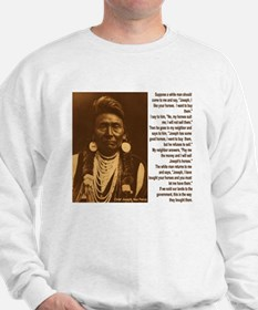"""More Words Of Wisdom"" Sweatshirt"
