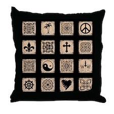 MY FAVORITE THINGS Throw Pillow