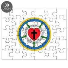 LUTHERS ROSE Puzzle