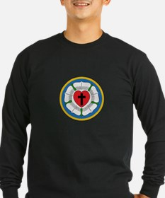 LUTHERS ROSE Long Sleeve T-Shirt