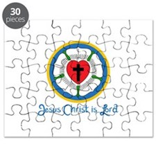 JESUS IS LORD Puzzle