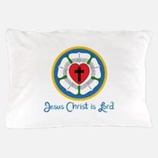 JESUS IS LORD Pillow Case