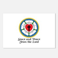 GRACE AND PEACE Postcards (Package of 8)