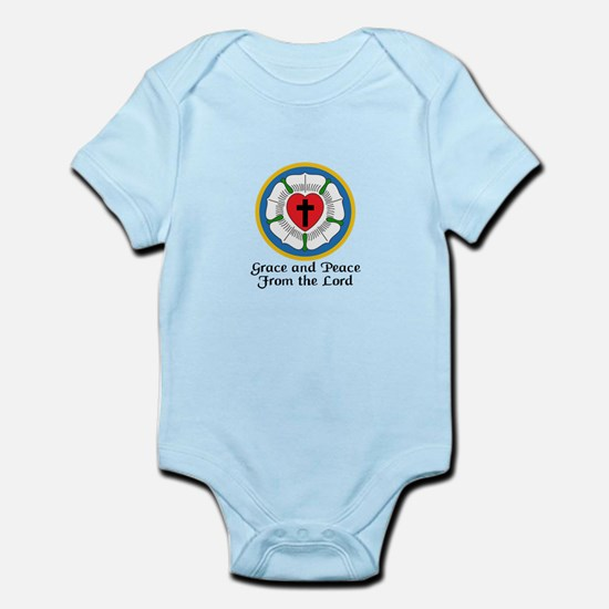 GRACE AND PEACE Body Suit