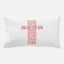 JOHN THREE SIXTEEN 1 Pillow Case