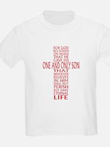 JOHN THREE SIXTEEN 1 T-Shirt