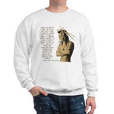 """""""Dispel Doubt"""" Sweatshirt"""