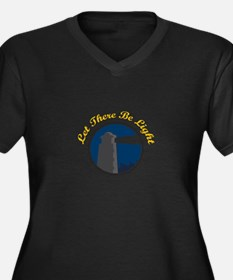 LET THERE BE LIGHT Plus Size T-Shirt