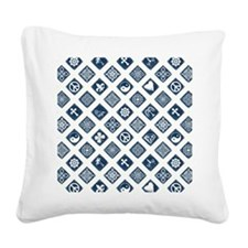 MY FAVORITE THINGS Square Canvas Pillow