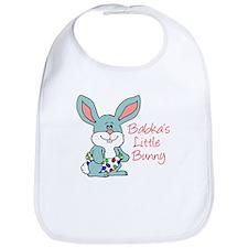 Babka's Little Bunny Bib