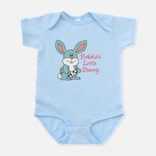 Babka's Little Bunny Body Suit