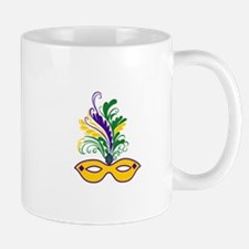 MARDI GRAS MASK Mugs