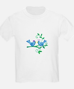 BIRDS ON BRANCH T-Shirt