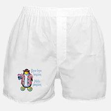 BYE BYE TENSION Boxer Shorts