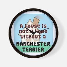 Manchester Home Wall Clock