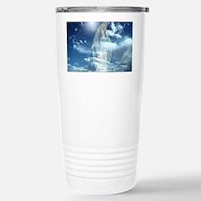 Madonna Stainless Steel Travel Mug