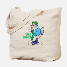 Cold Turkey Tote Bag
