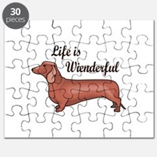 LIFE IS WIENDERFUL Puzzle