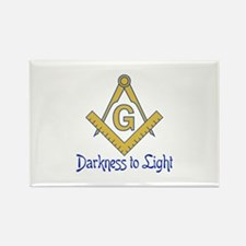 DARKNESS TO LIGHT Magnets