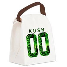 Kush and Corinthians  Canvas Lunch Bag