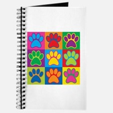 Pop Art Paws Journal