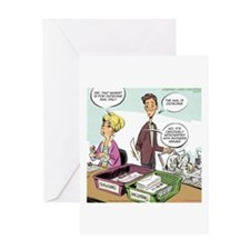 Shy Mail Greeting Cards