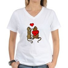 Chipmunks In Love T-Shirt