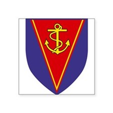 Amphibian Support Regiment, Royal Marines Sticker