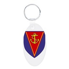 Amphibian Support Regiment, Royal Marine Keychains