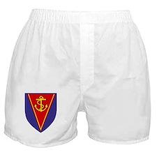Amphibian Support Regiment, Royal Mar Boxer Shorts