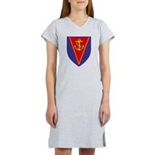 Amphibian Support Regiment, Roy Women's Nightshirt