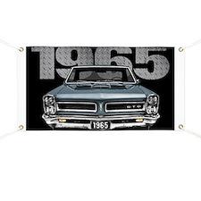 1965 - GTO Banner