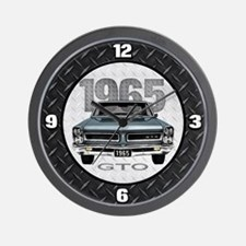 1965 - GTO Wall Clock