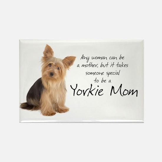Yorkie Mom Magnets