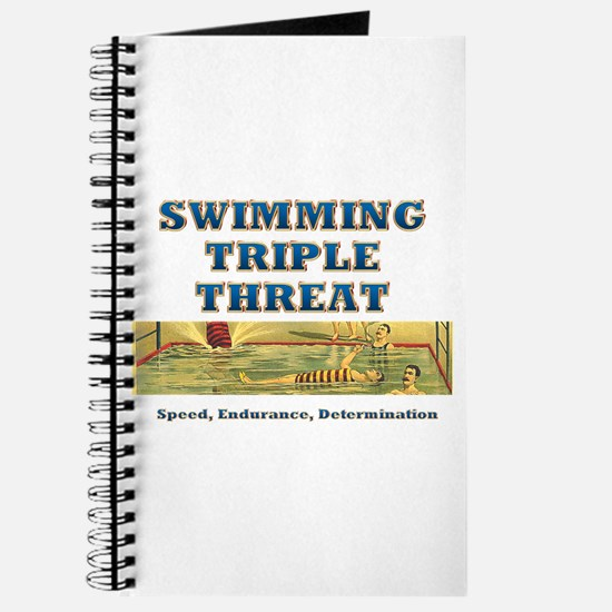 Swimming Triple Threat Journal
