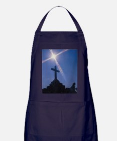 Cross Apron (dark)