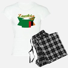 Ribbon Zambia Pajamas