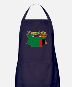 Ribbon Zambia Apron (dark)