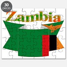 Ribbon Zambia Puzzle