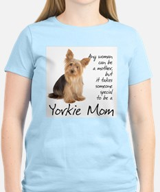 Yorkie Mom T-Shirt
