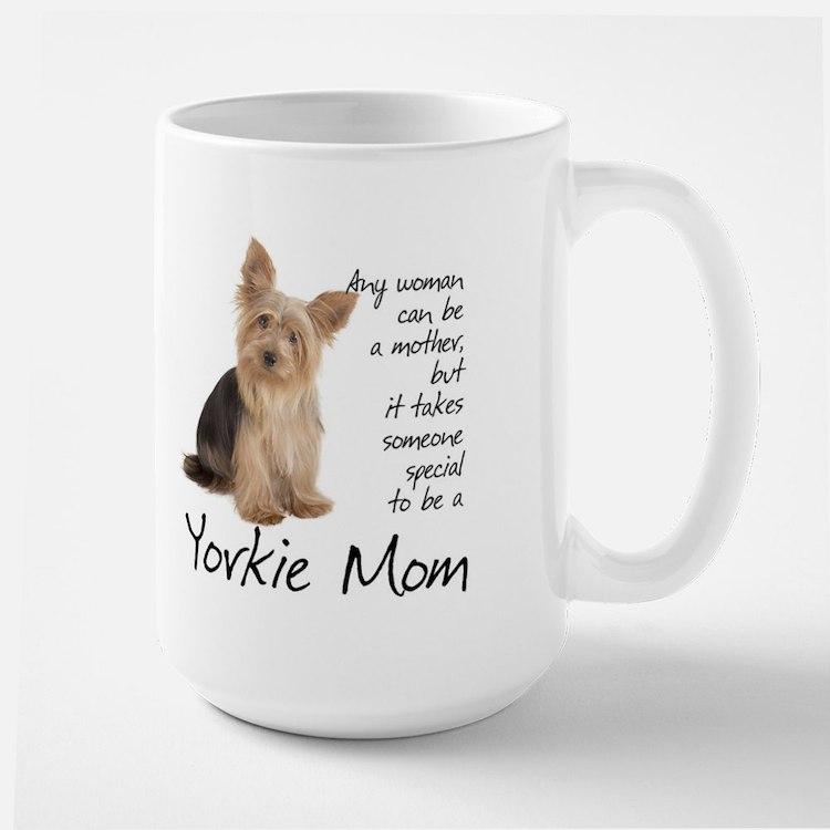 Yorkie Mom Mugs