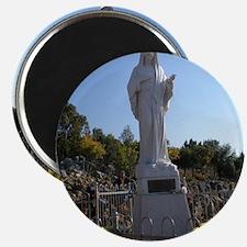 Statue Magnet