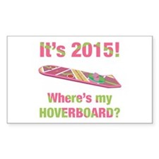 2015 Hoverboard Decal