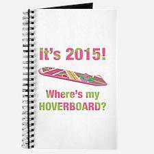 2015 Hoverboard Journal