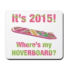 2015 Hoverboard Mousepad